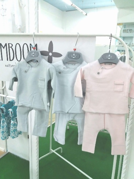 Twin-set baby di BAMBOOM
