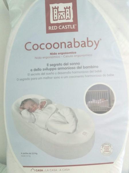 Cocoonababy. Il nido ergonomico che aiuta te e il tuo piccolo a dormire sonni tranquilli e sereni