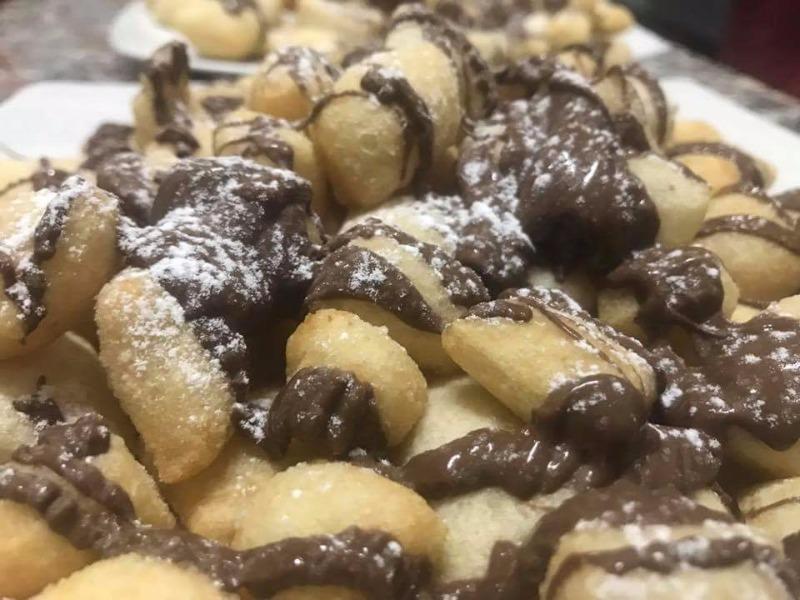 gnocchi con la Nutella