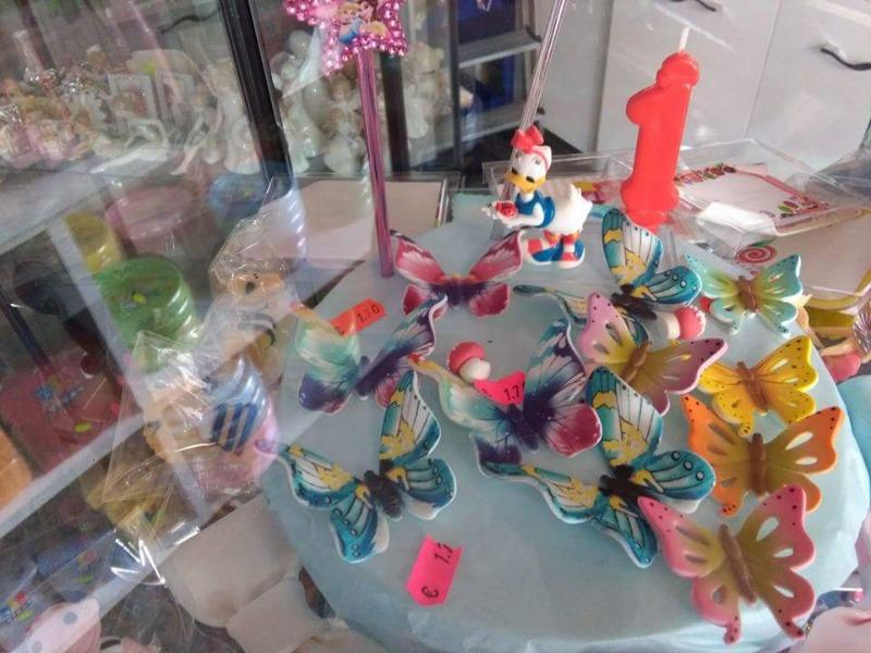 Tante decorazioni per le tue torte