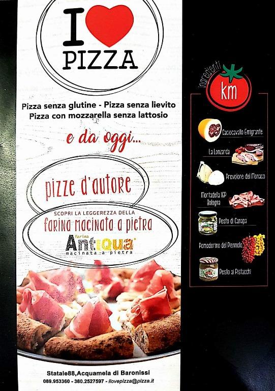 Da I Love Pizza si guarda sempre al futuro