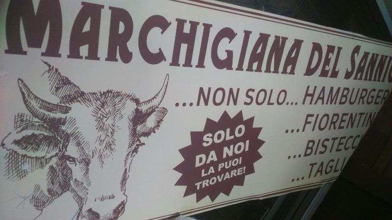 Bistecche di Marchigiana