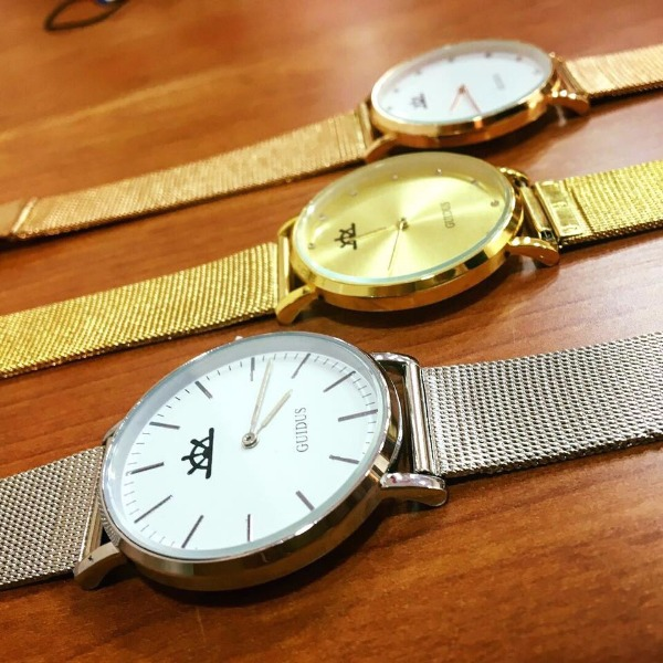 Sconto 30% su collezione orologi firmati Guidus