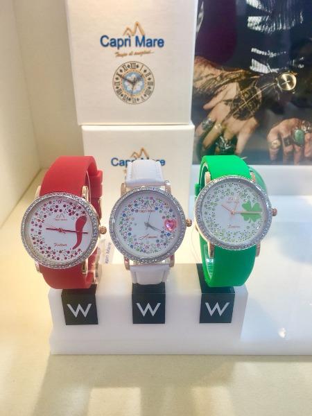 Orologi firmati Capri Mare da €119 a €70
