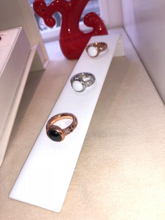 ciondoli e anelli in Argento Anallergico 925 scontati del 30%