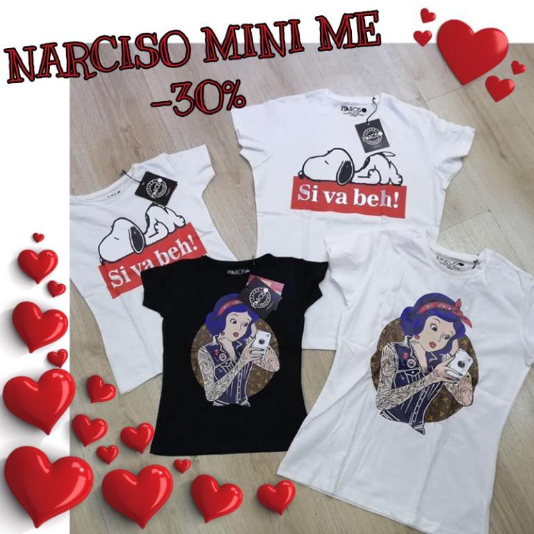 Narciso mini me -30%