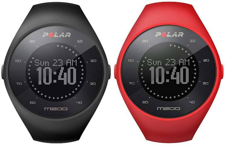Polar M200 - Designed for runners
