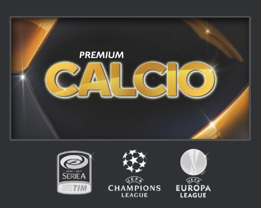 Segui le partite di Calcio su Premium
