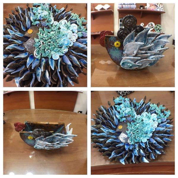 Nuove idee regalo, realizzate in ceramica vietrese