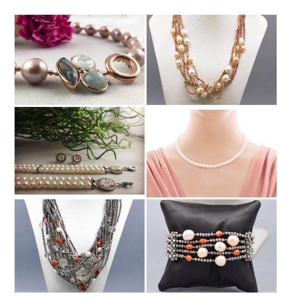 La perla è uno dei gioielli più belli che valorizza, da sempre, la donna e la propria eleganza