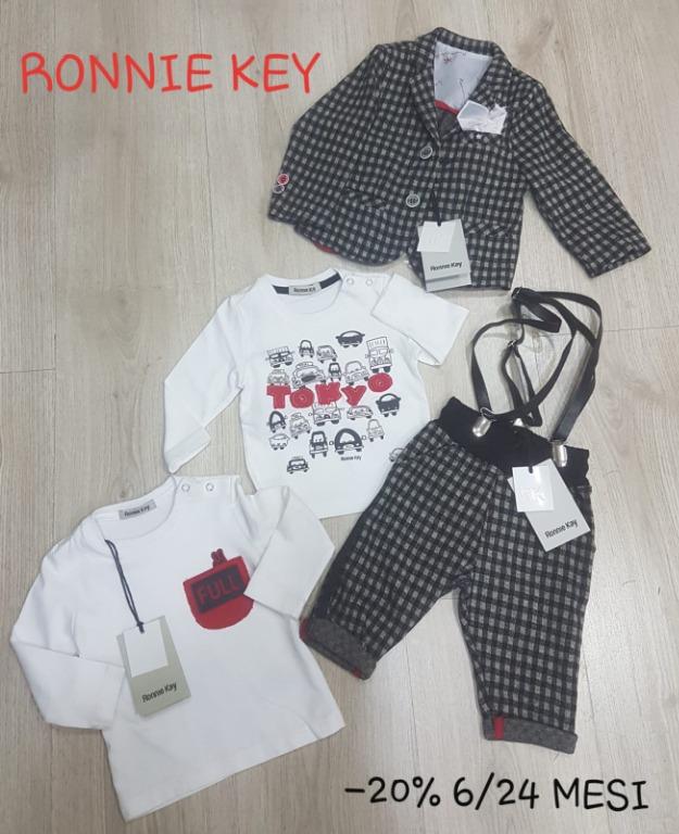 Ronnie Key 6/24 mesi -20%