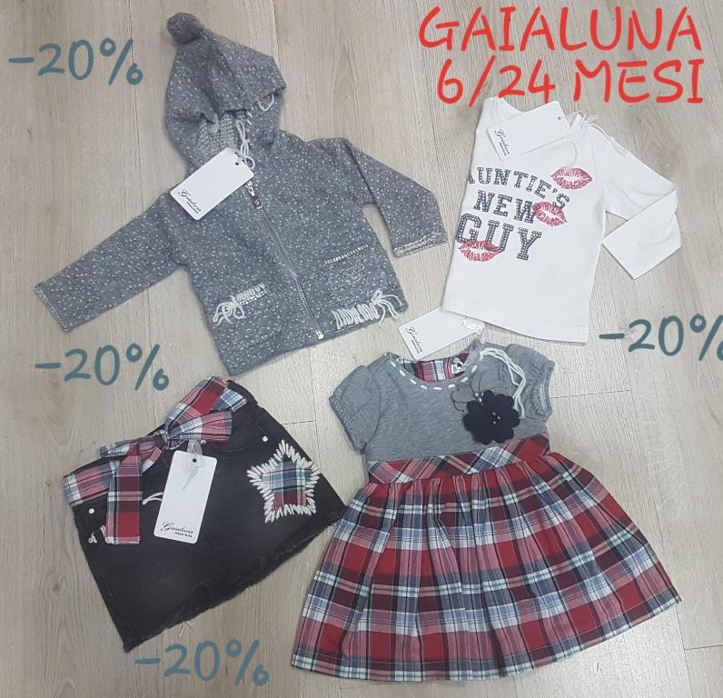 Gaialuna 6/24 mesi -20%
