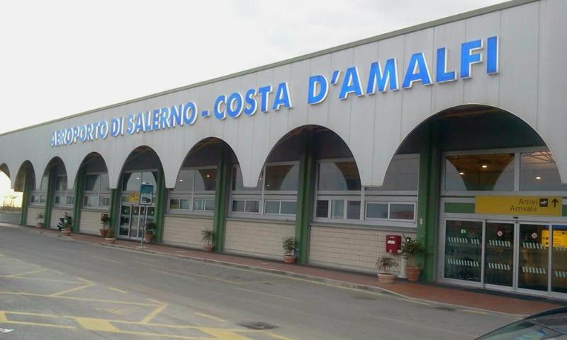 La Regione stanzia fondi per l'ampliamento dell'Aeroporto di Salerno