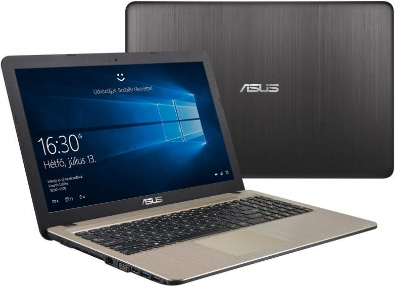 Notebook Asus X540S € 320