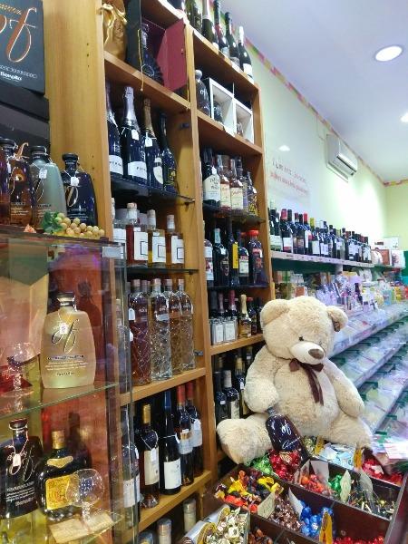 Candy Candy presenta un'accurata scelta di vini