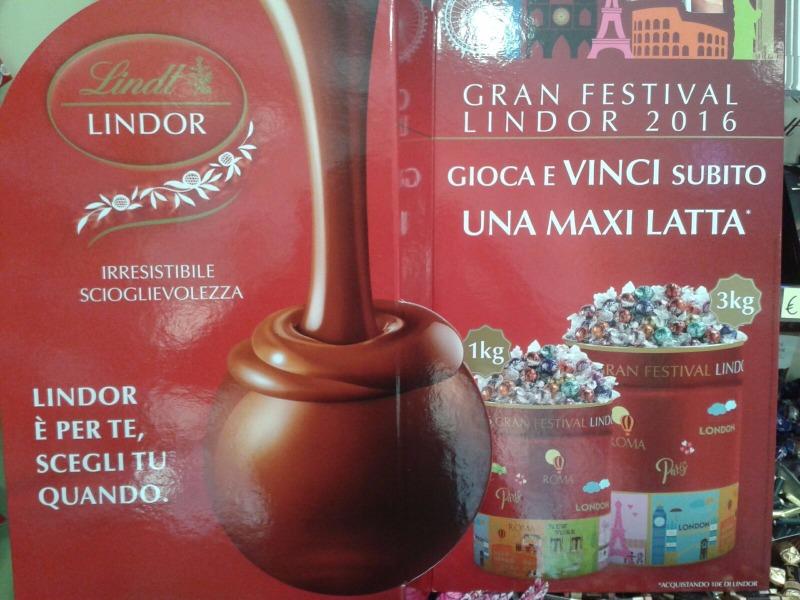 Gran Festival Lindor 2016