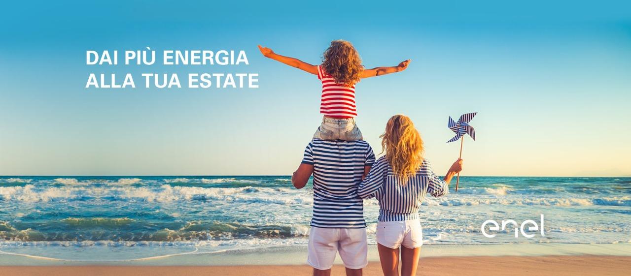 Spazio Enel Partner Salerno