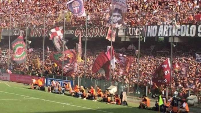 Che bella Salernitana. Ascoli battuto 2 a 0