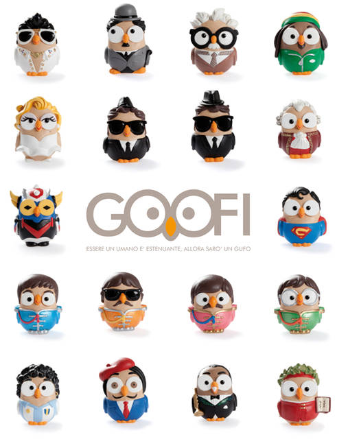 Personaggi Goofi